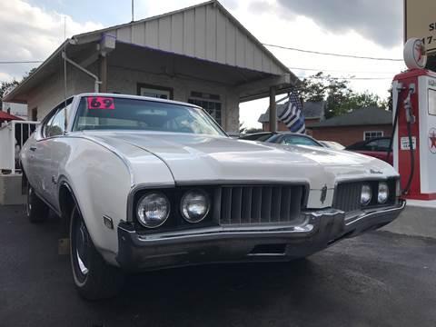 1969 Oldsmobile Cutlass Supreme for sale in Gap, PA