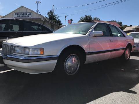 Used Cars Decatur Al >> Used 1993 Cadillac Seville For Sale In Decatur Al