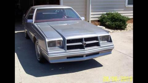 1982 Chrysler Cordoba