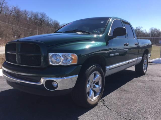 2002 Dodge Ram Pickup 1500 for sale at Waltz Sales in Gap PA