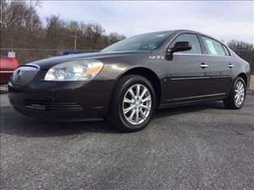 2009 Buick Lucerne for sale at Waltz Sales in Gap PA