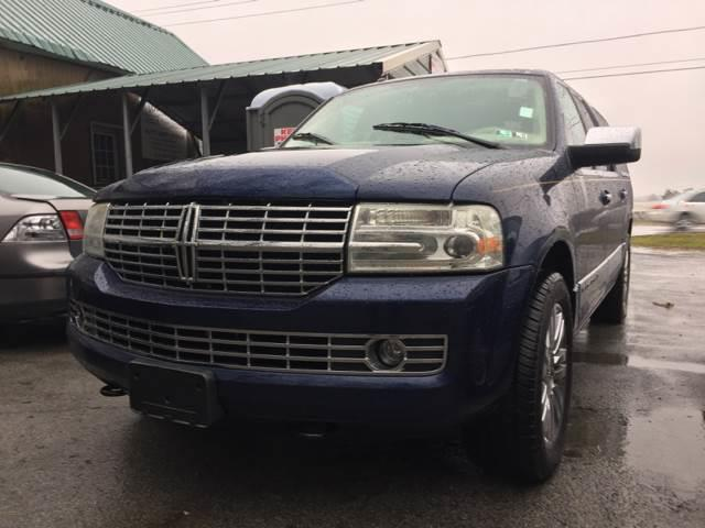 2007 Lincoln Navigator L for sale at Waltz Sales in Gap PA