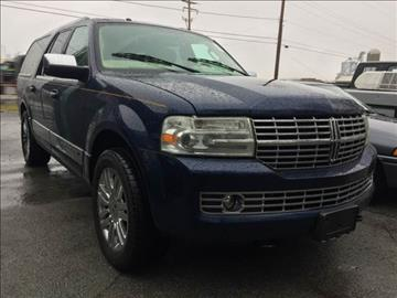 2007 Lincoln Navigator L for sale in Gap PA