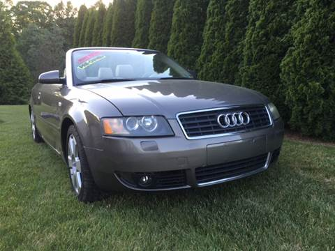 2006 Audi A4 for sale in Gap PA