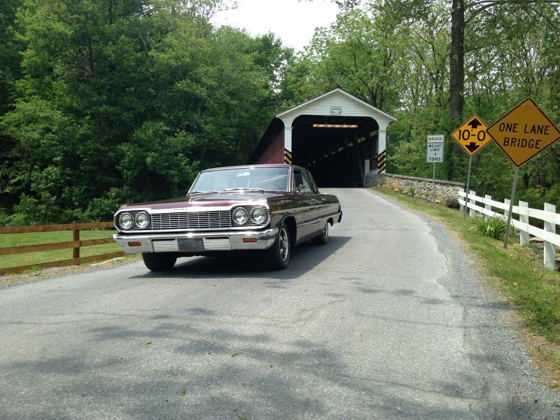 1964 Chevrolet Impala for sale at Waltz Sales in Gap PA