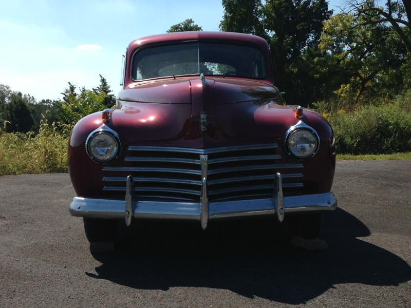 1941 Chrysler ROYAL for sale at Waltz Sales in Gap PA