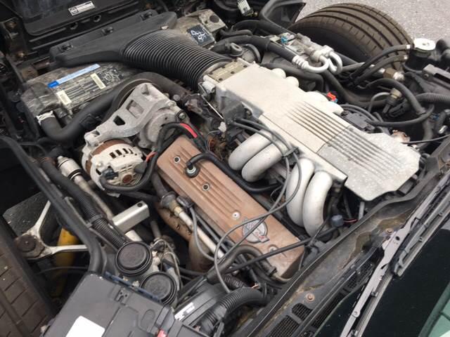 1991 Chevrolet Corvette for sale at Waltz Sales in Gap PA