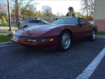 1991 Chevrolet Corvette for sale at Waltz Sales in Gap PA