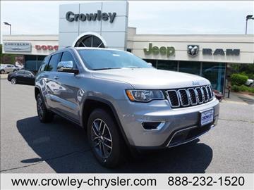 2017 Jeep Grand Cherokee for sale in Bristol, CT