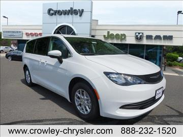 2017 Chrysler Pacifica for sale in Bristol, CT