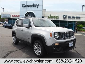 2017 Jeep Renegade for sale in Bristol, CT