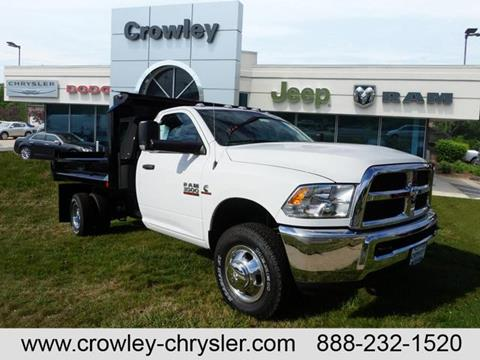 2017 RAM Ram Chassis 3500 for sale in Bristol, CT