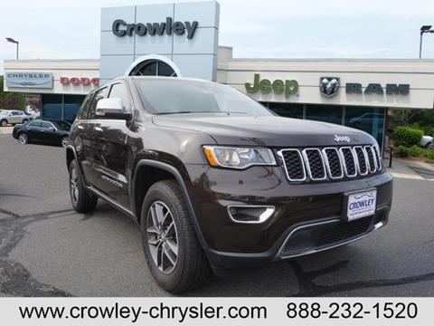 2017 Jeep Grand Cherokee for sale in Bristol, CT