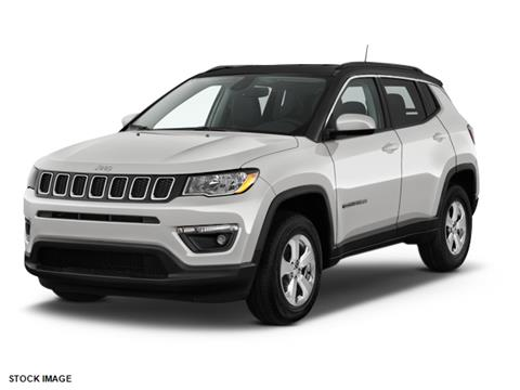 2018 Jeep Compass for sale in Bristol, CT