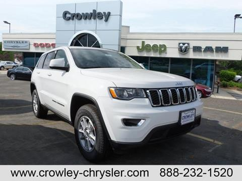 2018 Jeep Grand Cherokee for sale in Bristol, CT