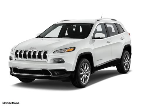 2018 Jeep Cherokee for sale in Bristol, CT