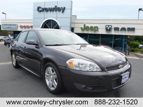 2009 Chevrolet Impala for sale in Bristol, CT