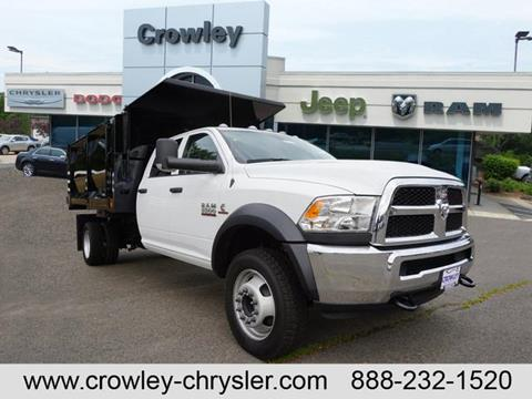 2017 RAM Ram Chassis 5500 for sale in Bristol, CT