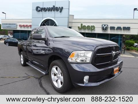 2015 RAM Ram Pickup 1500 for sale in Bristol, CT