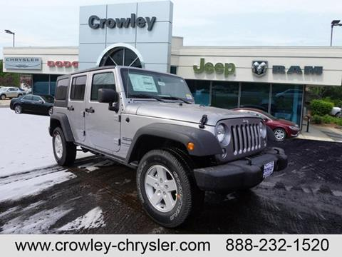 2018 Jeep Wrangler Unlimited for sale in Bristol, CT