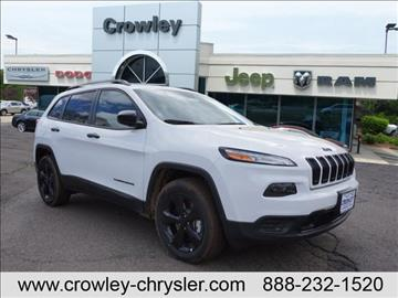 2017 Jeep Cherokee for sale in Bristol, CT