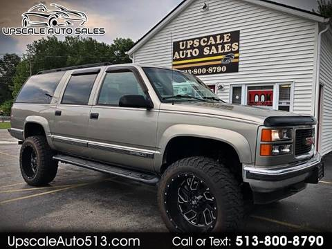 1999 GMC Suburban for sale in Goshen, OH