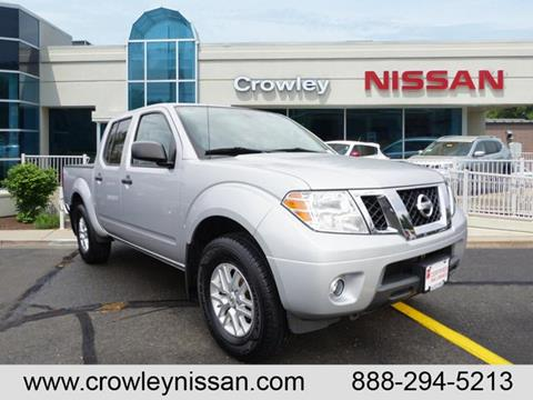 2015 Nissan Frontier for sale in Bristol, CT