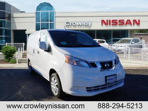 2017 Nissan NV200 for sale in Bristol, CT
