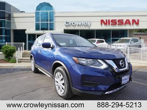2017 Nissan Rogue for sale in Bristol, CT