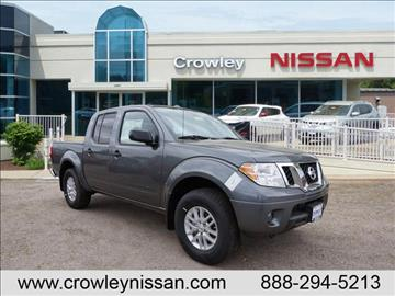 2017 Nissan Frontier for sale in Bristol, CT
