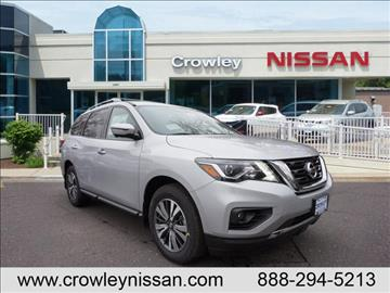 2017 Nissan Pathfinder for sale in Bristol, CT