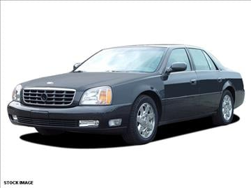 2005 Cadillac DeVille for sale in Bristol, CT