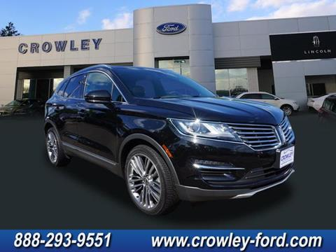2015 Lincoln MKC for sale in Plainville, CT