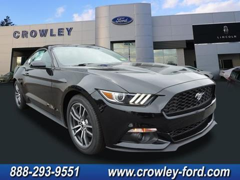 2017 Ford Mustang for sale in Plainville CT