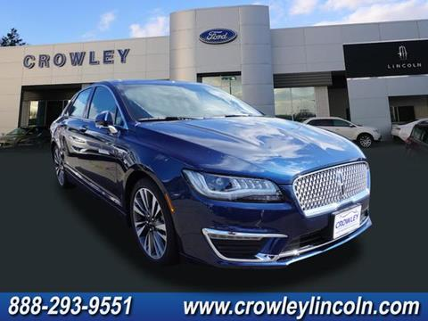 2017 Lincoln MKZ for sale in Plainville, CT