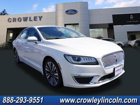 2017 Lincoln MKZ Hybrid for sale in Plainville, CT