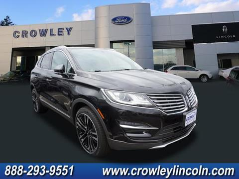 2017 Lincoln MKC for sale in Plainville, CT