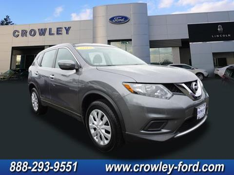 2015 Nissan Rogue for sale in Plainville, CT