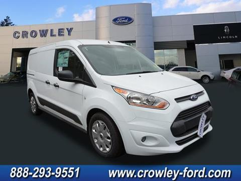 2018 Ford Transit Connect Cargo for sale in Plainville CT