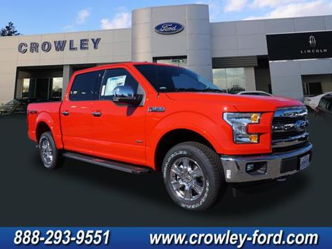 2017 Ford F-150 for sale in Plainville, CT