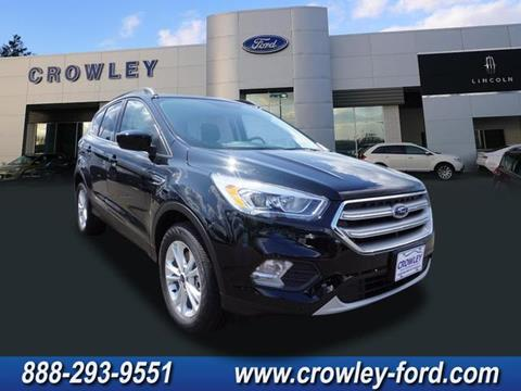 2017 Ford Escape for sale in Plainville CT