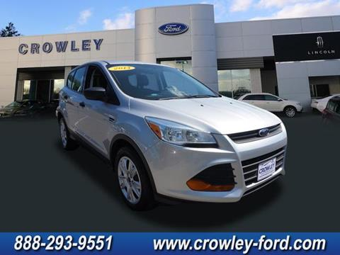 2014 Ford Escape for sale in Plainville, CT