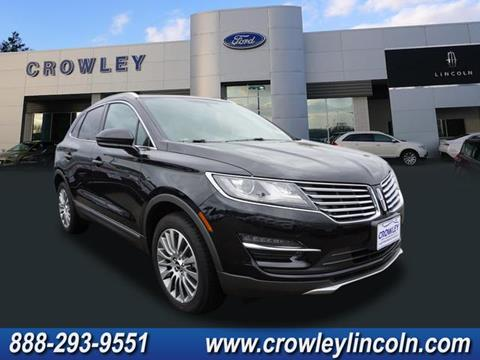 2017 Lincoln MKC for sale in Plainville CT