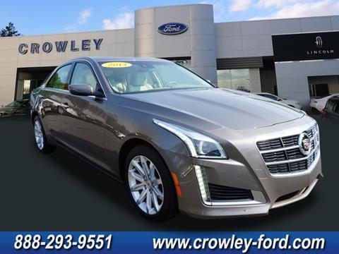 2014 Cadillac CTS for sale in Plainville, CT