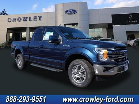 2018 Ford F-150 for sale in Plainville, CT