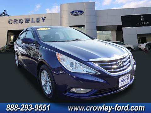 2013 Hyundai Sonata for sale in Plainville, CT