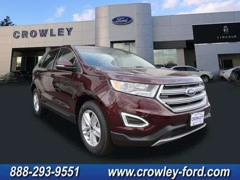 2017 Ford Edge for sale in Plainville CT