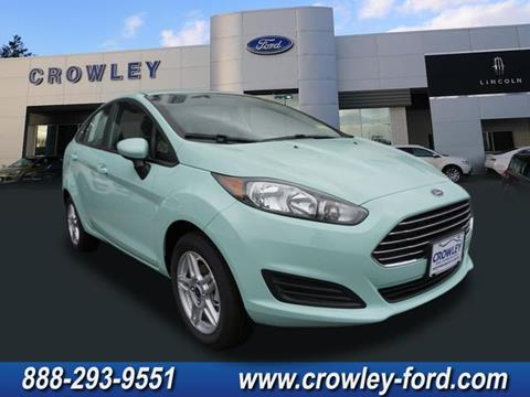 2017 Ford Fiesta for sale in Plainville, CT