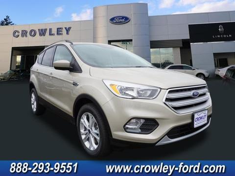 2018 Ford Escape for sale in Plainville CT