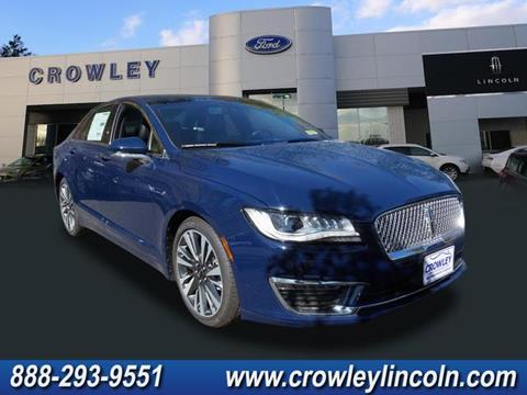 2018 Lincoln MKZ for sale in Plainville, CT